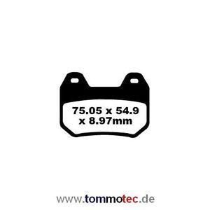 Bremsbeläge EBC FA 304 FA304 Standard Bremsklötze