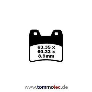 Bremsbeläge EBC FA 348 FA348 Standard Bremsklötze