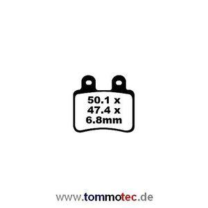 Bremsbeläge EBC FA 350 FA350 Standard Bremsklötze