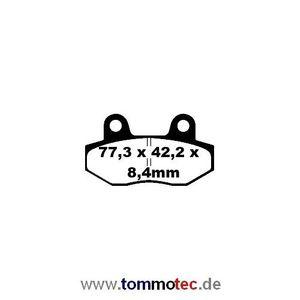 Bremsbeläge EBC FA 086/2 FA086/2 Standard Bremsklötze