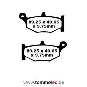 Bremsbeläge EBC FA 419 FA419 Standard Bremsklötze