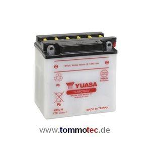 Batterie Yuasa YB9L-B 12N9-3B Honda VFR 400 R NC21 1986 - 1988 High Quality