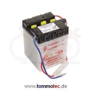 Batterie Yuasa 6N4-2A-7 High Quality