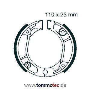 Bremsbacken EBC H 304 H304 Standard