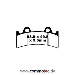 Bremsbeläge EBC FA 190 HH FA190HH Sinter Bremsklötze vorne