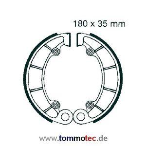 Bremsbacken EBC H 343 H343 Standard Hinten