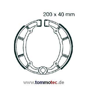 Bremsbacken EBC Y 515 Y515 Standard für hinten