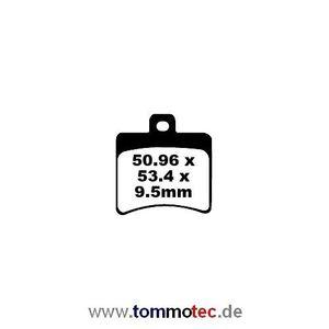 Bremsbeläge EBC Aprilia RS 125 2006 - 2013 Standard Bremsklötze hinten