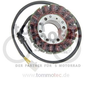 Stator Lichtmaschine Honda VFR 750 F RC36 1994 - 1997 Install and Drive