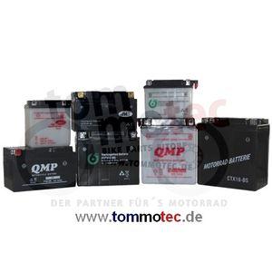 Batterie aus dem Zubehör YTX16-BS bzw. YTX16BS