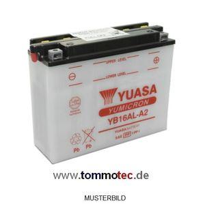 Batterie Yuasa YB16AL-A2 High Quality