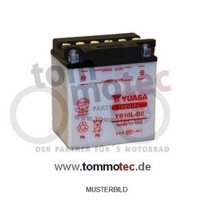 Batterie Yuasa YB10L-B2 japanische High Quality