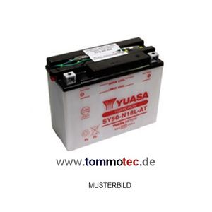 Batterie Yuasa SY50-N18L-AT High Quality