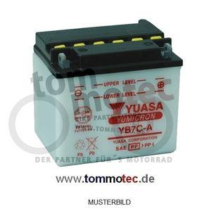 Batterie Yuasa YB7C-A High Power High Quality