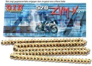 DID Kette 520 ZVM-X 116 Glieder offen G&G X-Ring Kette
