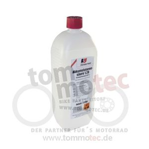 Batteriesäure Säure Akkumulatorensäure 1,28% Schwefelsäure 37%