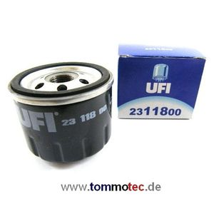 Ölfilter Laverda Sport 750 Supersport 750 1999 - 2001 UFI 2311800