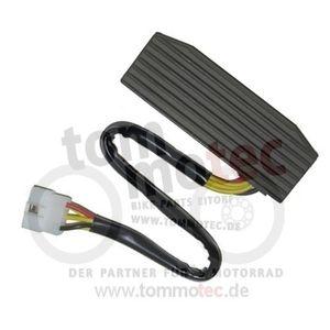 Regler Lichtmaschine VS1400 Intruder VX51 1987-2007 5 Kabel Electrosport – Bild 1