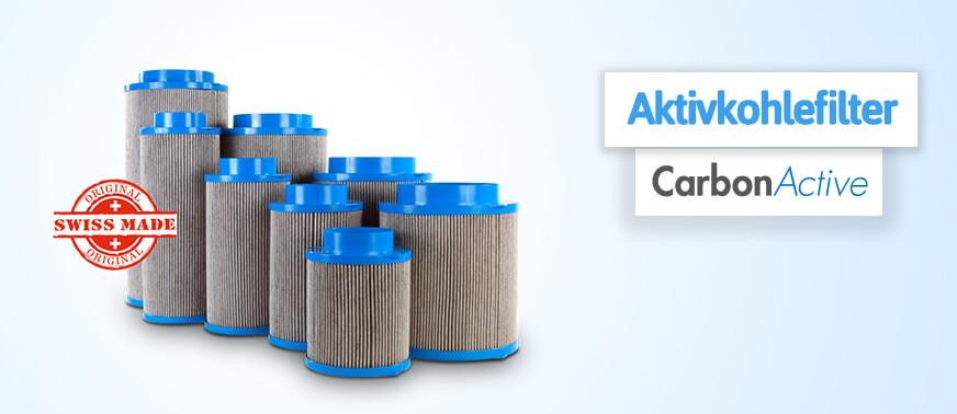 CarbonActive Aktivkohlefilter