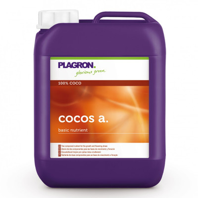 [KEIN LIEFERANT '16] Plagron Cocos A 10 Liter