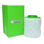 Green Carbon Air Filter 600m³ ⌀150mm CH11
