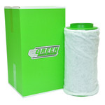 Green Carbon Air Filter 500m³ ⌀125mm CH17