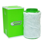 Green Carbon Air Filter 400m³ ⌀125mm CH10