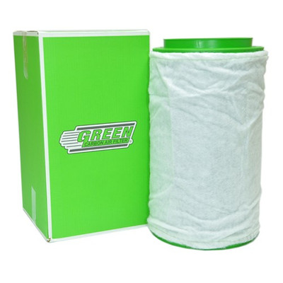 Green Carbon Air Filter 1000m³ ⌀200mm CH18