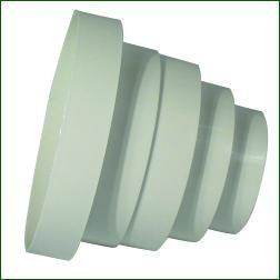 Ventilution Universal-Reduzierstück, Kunststoff, 80/100/120/125/150 mm