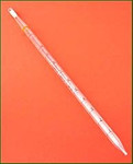 Pipette, 0,1 ml Teilung, 10 ml