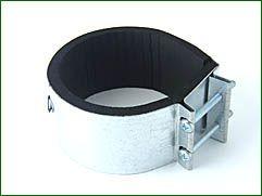 Verbindungsmanschette, Metall, für ø 100 mm