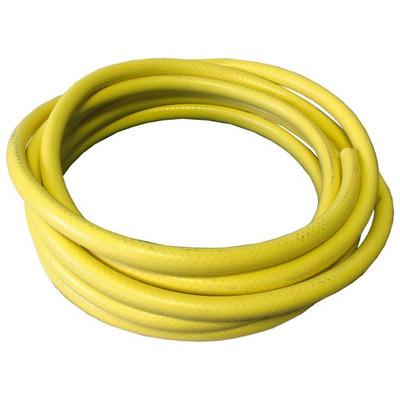 Wasserschlauch SUNFLEX, PVC, gelb, formstabil, druckfest, ø 1/2 Zoll, pro lfm