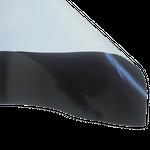 groflective Folie, weiß-schwarz-weiß, pro lfm
