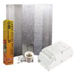 GIB Lighting PRO-V-T System 400 W, GIB Lighting Flower Spectre, Reflektorkappe Stucco, klein