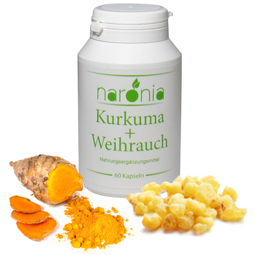 Kurkuma + Weihrauch