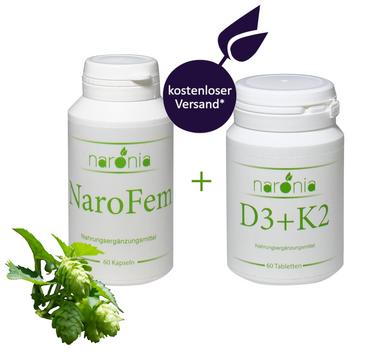 NaroFem plus Vitamin D3+K2 – Bild 4