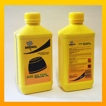 BARDAHL AIR FILTER SPECIAL OIL 1 Liter