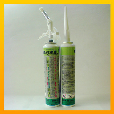 BARDAHL Chrom-Nickel Hochtemperatur-Schmier- und Montagepaste - 240 g Druckpatrone mit Pinsel