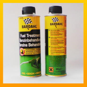 BARDAHL  Benzinbehandlung - 300 ml-Flasche – Bild 1