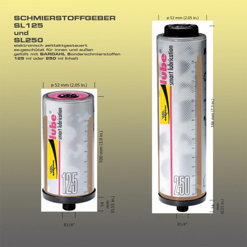 BARDAHL HTX el. SM-Geber  SL125