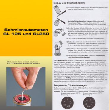 BARDAHL HTX el. SM-Geber  SL125 – Bild 2