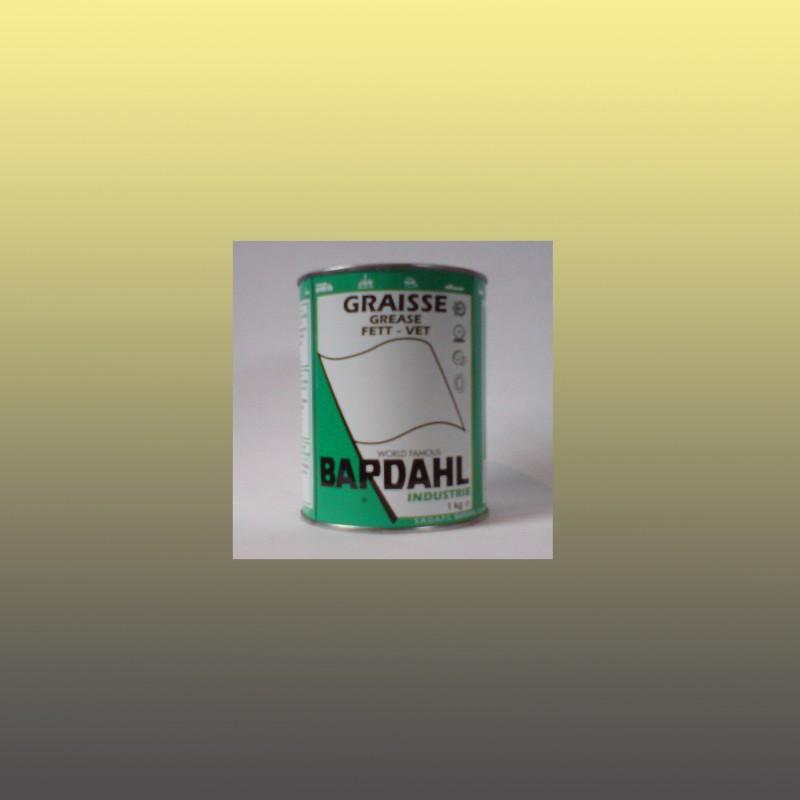 BARDAHL OGC/OGW Zahnradschmierstoff - 1 kg-Dose