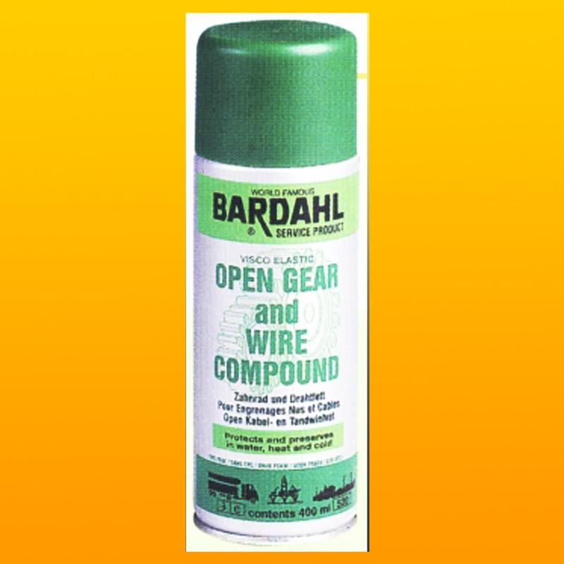 BARDAHL OGC/OGW Zahnradspray - 400 ml-Dose