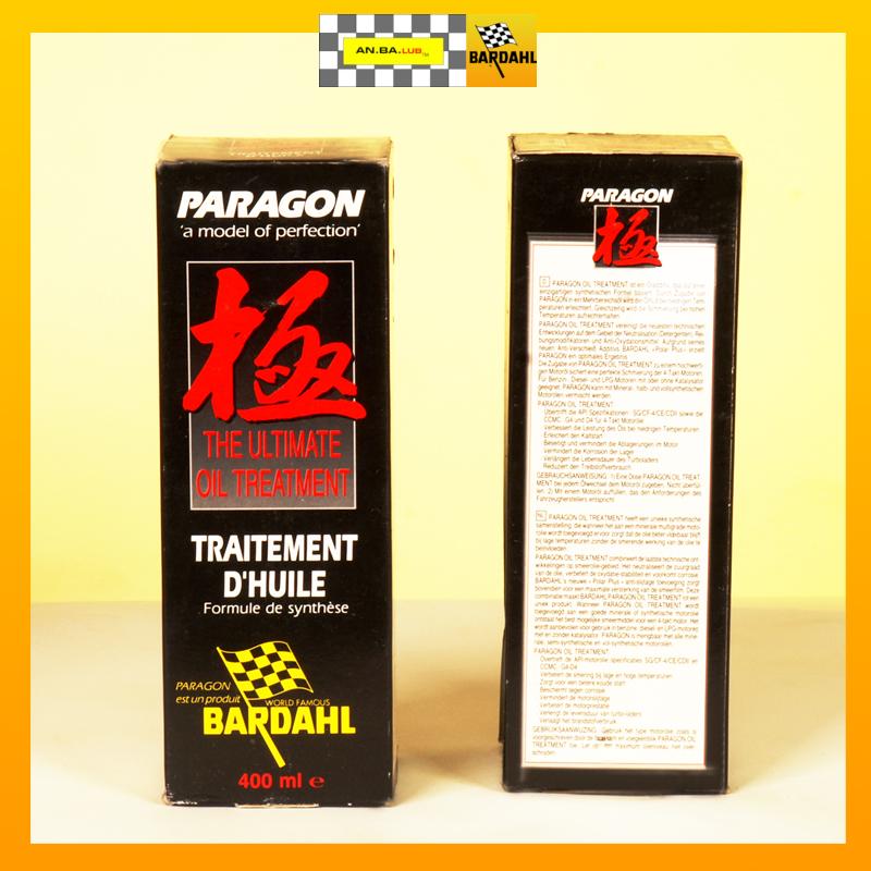 BARDAHL PARAGON Ölzusatz für Synthetiköl - 400 ml-Dose
