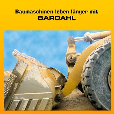 BARDAHL Polyplex synthetisches Universalfett - Kartusche 400 g – Bild 5