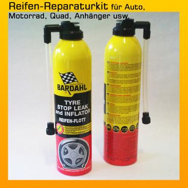 BARDAHL Reifen-Flott -  Reifenreparaturkit – Bild 1