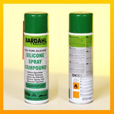 BARDAHL SILIKONFETT Spray - 500 ml – Bild 1