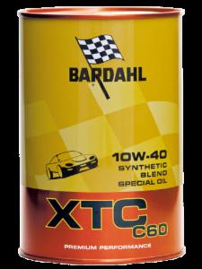 BARDAHL XTC C60 10W-40 MOTOR OIL (Auto) - 1 Liter-Flasche – Bild 1