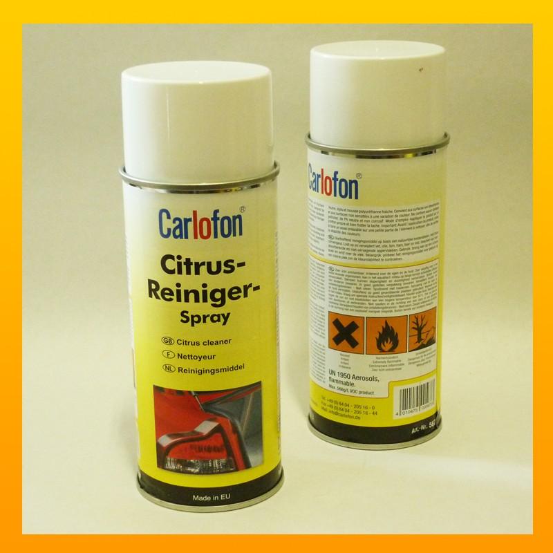 CARLOFON Citrusreiniger - Spraydose à 400 ml