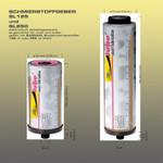 SM-Geber SL00 125 ml (leer)